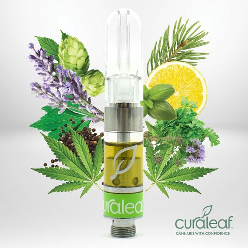 Jade Pure Oil J T394 H Cartridge 9420 (Curaleaf)