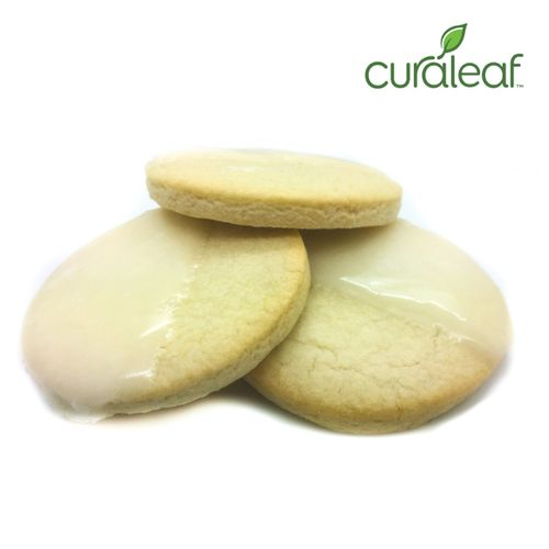 Iced Sugar Cookies 9730 Edible (Curaleaf)