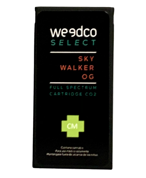 [WEEDCO] Vape Select Skywalker OG CO2 .5g