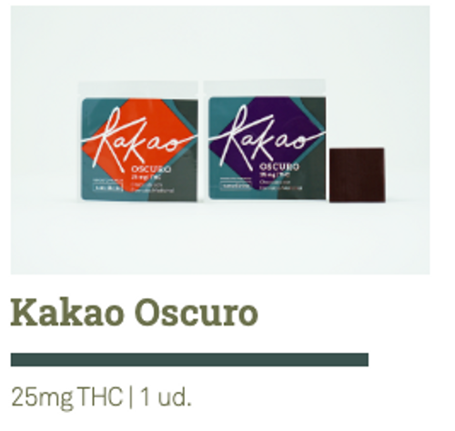 [IMC] (I) Kakao Chocolate Oscuro 25mg