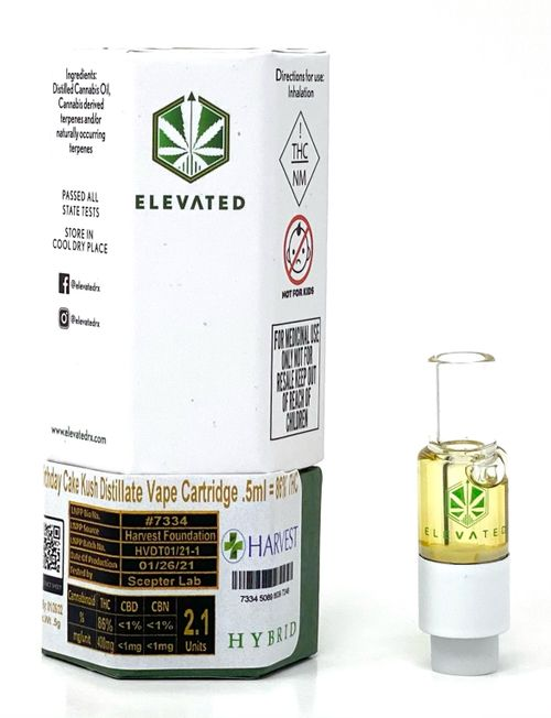 Birthday Cake Cartridge -.5g