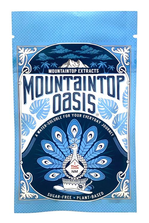 Oasis Water Soluble Powder -300mg