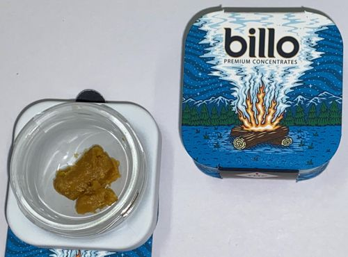 Billo Sour Mint Cookies Wax (H)