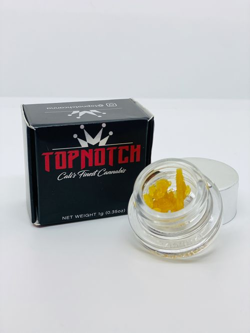 TopNotch shatter 1g Sativa Orange Daiquiri