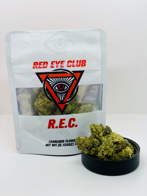 RedEye 3.5g Indica Shady Cookies