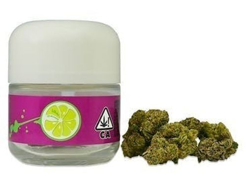 Lime 3.5g Indica Vanilla Frosting