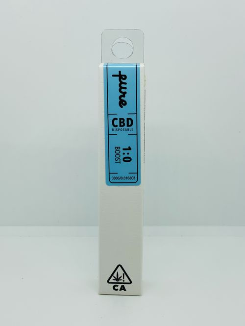 Pure Disposable CBD Boost