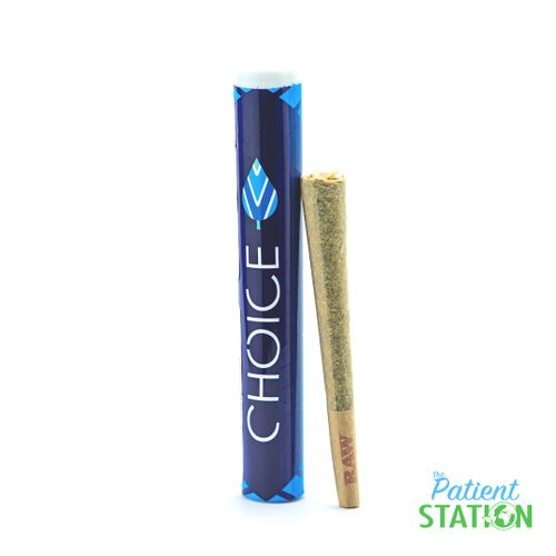 Choice - Gorilla Zkittlez Pre-Roll (FullGram)