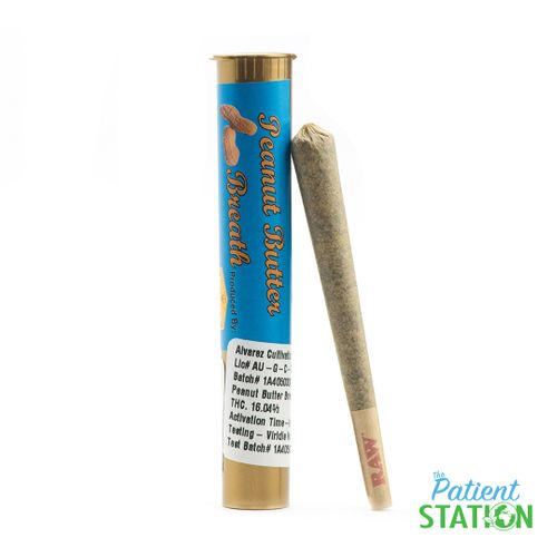 Peanut Butter Breath Pre-Roll (1Gram)