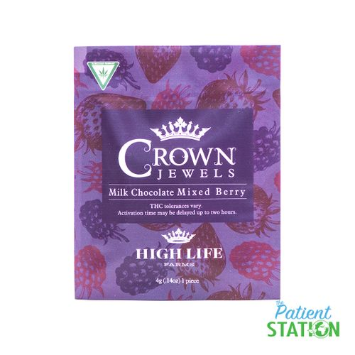 Crown Jewel Mixed Berry (10mg)
