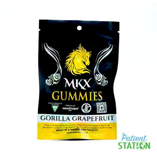 Grapefruit Gummy (100mg)