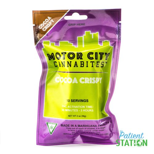 Motor City- Coco Crispy (100mg)