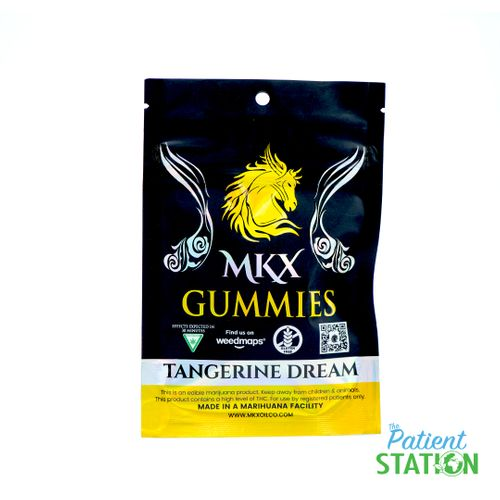 Tangerine Dream Gummy (100mg)