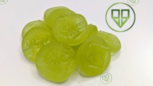 MTN Green Apple Gummies 100mg