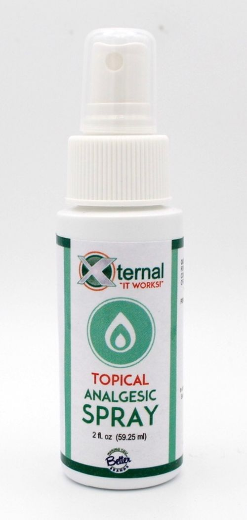 Xternal Spray 2oz