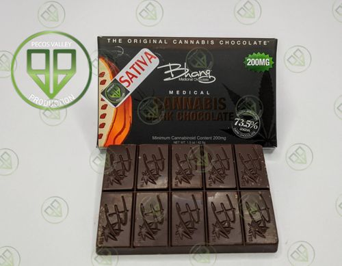 Dark Bar 200mg