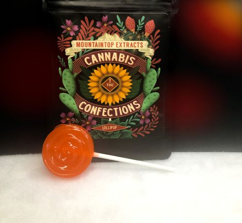 MTN Mango Habanero Lollipop 60mg