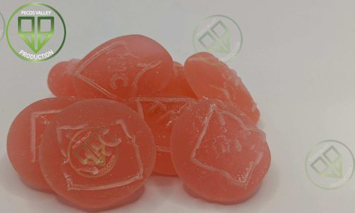 MTN Sour Watermelon Gummies 100mg