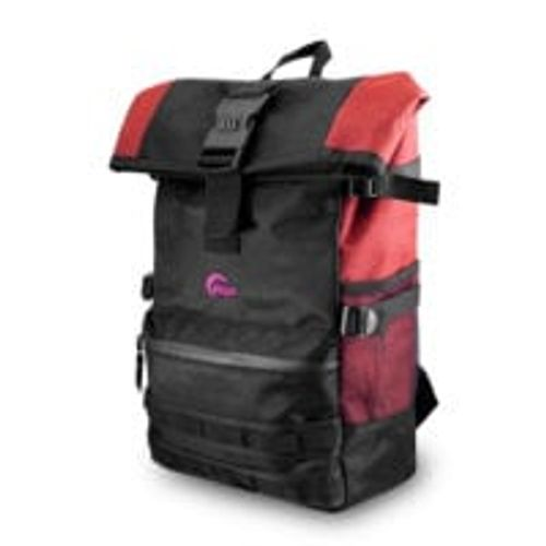 SK-RBS-105 Rogue Roll-Up Backpack Burgundy