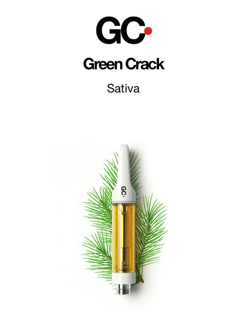 Green Crack Cartridge 0.5g