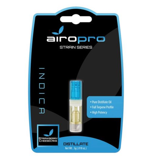 Airopro Strawberry Cheesecake 0.5g