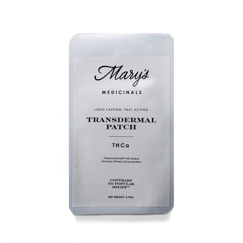 Transdermal Patch - THCa