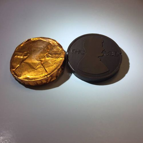Chocolate Pennies - 1:1