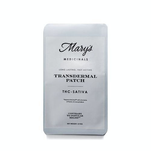 Transdermal Patch - Sativa