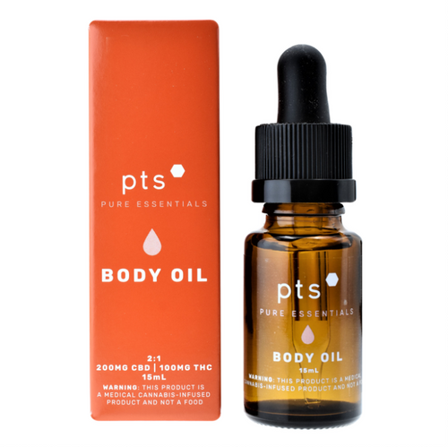 Body Oil (2:1 CBD:THC)