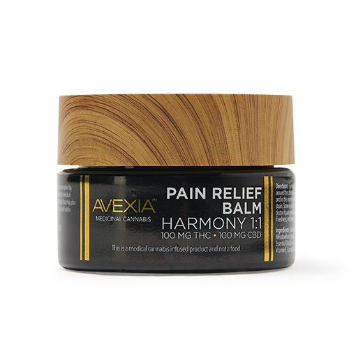 Pain Relief Balm - 1:1