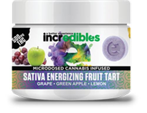 Incredibles Energizing Fruit Tart Sativa