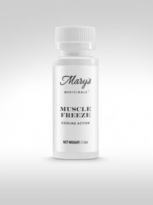 Mary's Medicinals 1.5 oz Muscle Freeze CBD