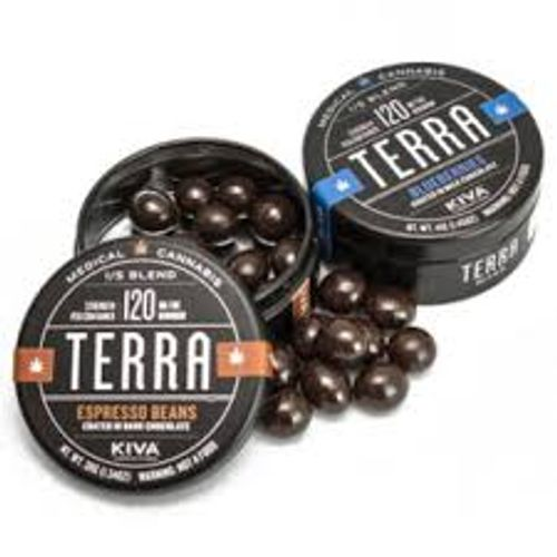 Terra Bites - Dark Espresso 5mg x 20pc