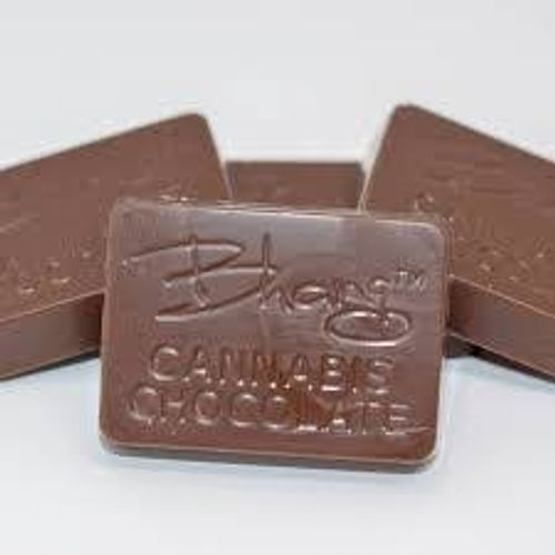Bhang - Toffee Chocolate 10mg x 10pc