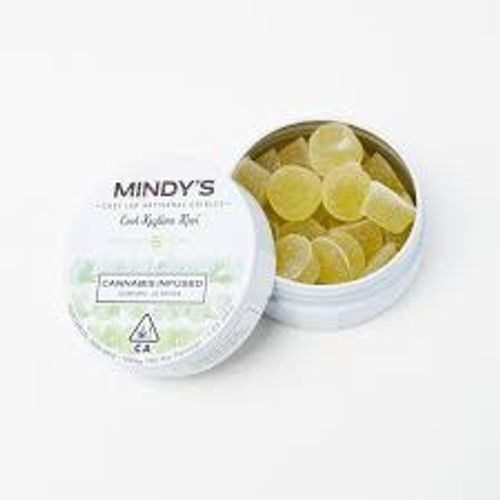 Mindy's Gummy - Cool Keylime Kiwi 5mg x 20 pc