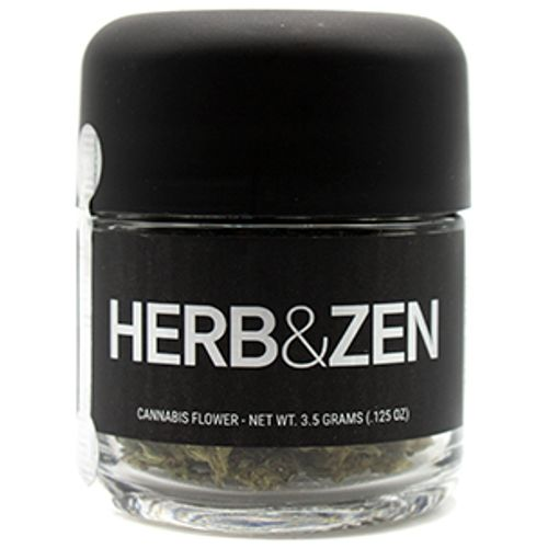 Herb and Zen 3.5g Hybrid Black jack