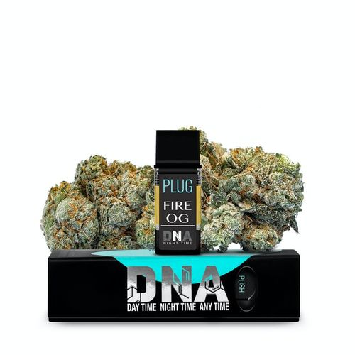 Plug and Play 1g Indica Fire OG *Express*