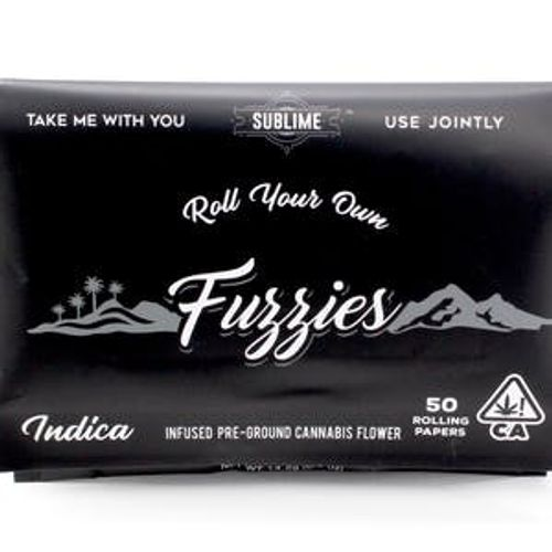 Fuzzies Roll Your Own 3.5g (I)
