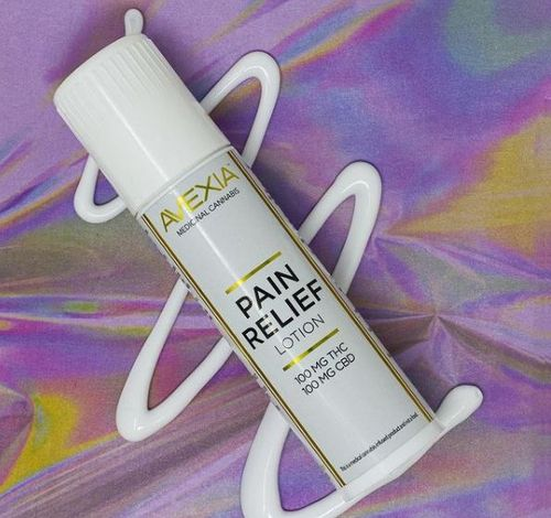 Pain Relief Lotion - (1:1)