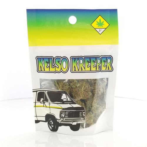 Triple Chocolate Chip 3.5g, Kelso