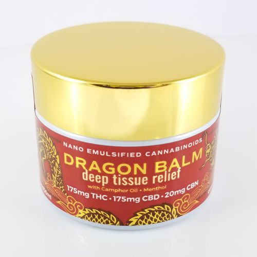 CBD 1:1 Dragon Balm Lotion 350mg, Ceres