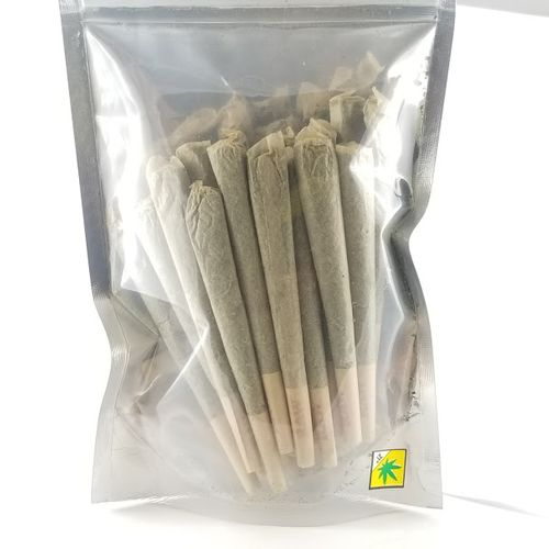 Grandpas Breath Preroll 28pk, Bargain Bud