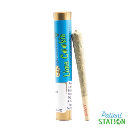 Lime Cookies Pre-Roll 1g