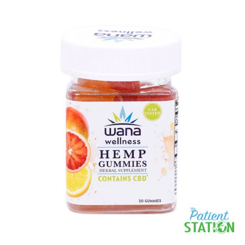 Tropical Hemp CBD Gummies