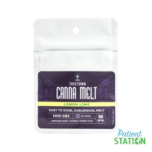 Lemon Lime Canna Melt (180mg)