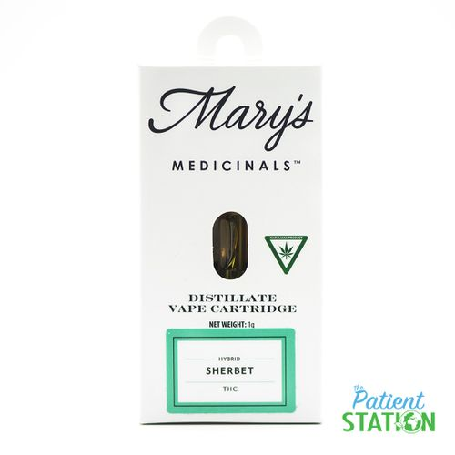 Marys - Sherbet Cartridge (FullGram)