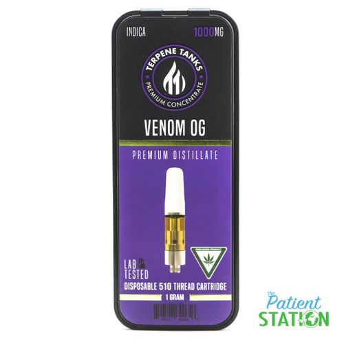 Venom OG Cartridge (FullGram)