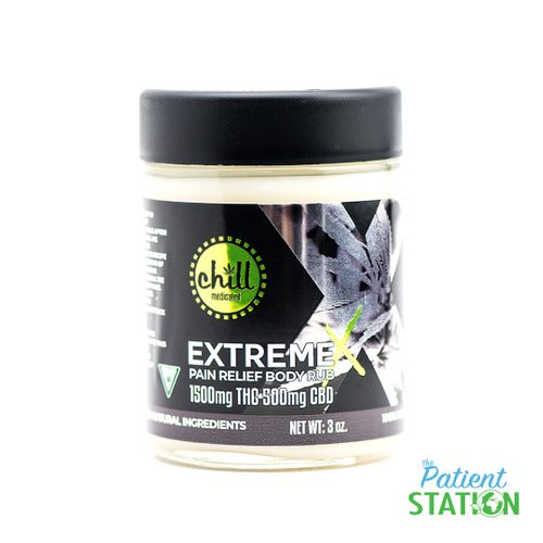 Body Rub Extreme X 3:1 (1500mg)