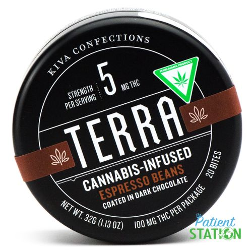 Terra Expresso Beans 100mg