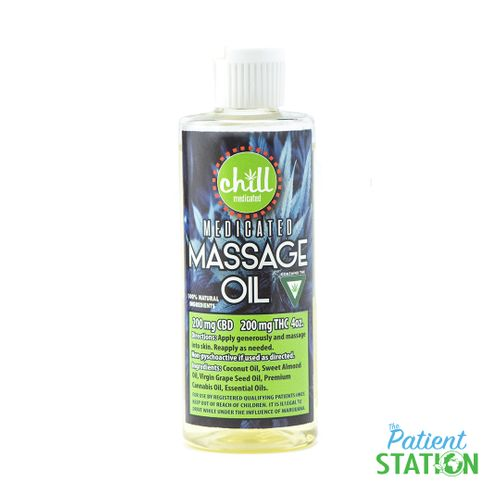 Message Oil 1:1 (400mg)